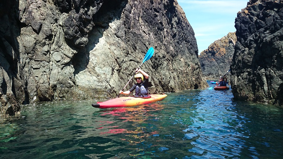 Preseli Venture Sea Kayaking Trips